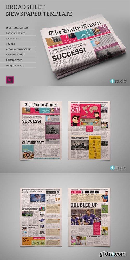 CM - DailyTimes :: Newspaper Template 473935