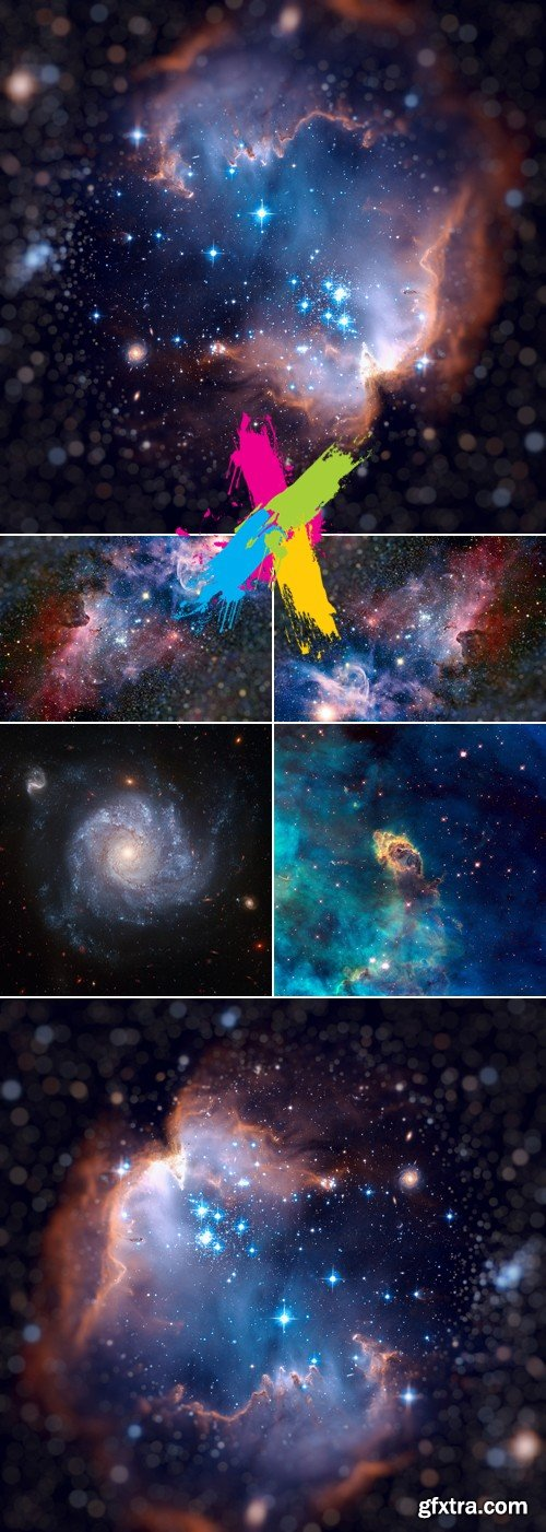 Stock Photo - Space Backgrounds