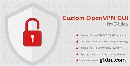 CodeCanyon - Custom OpenVPN GUI Pro Edition v1.0 - 9904287
