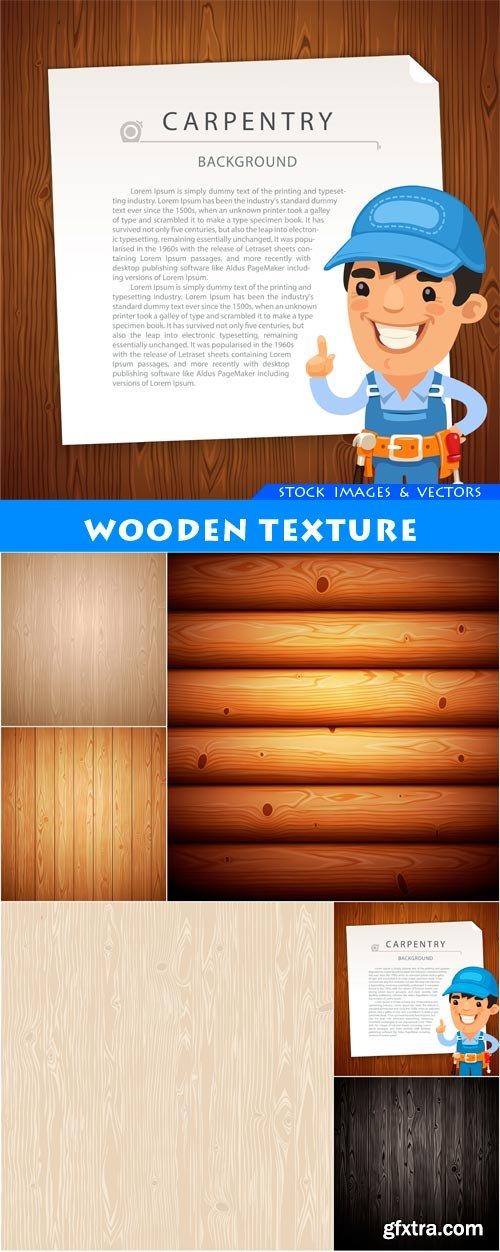 Wooden Texture 6X JPEG