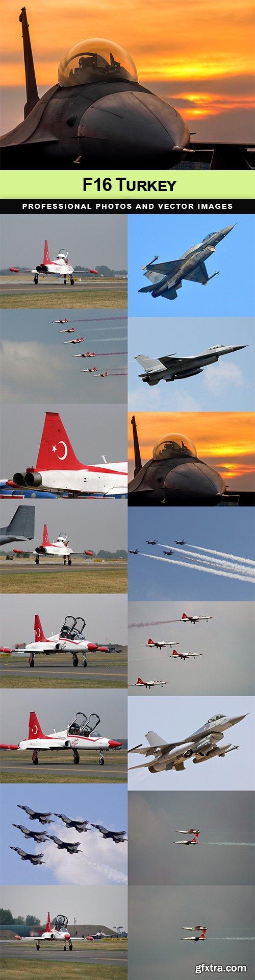 F16 Turkey