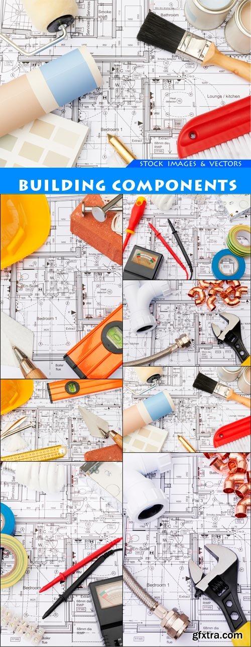 Building Components 7X JPEG
