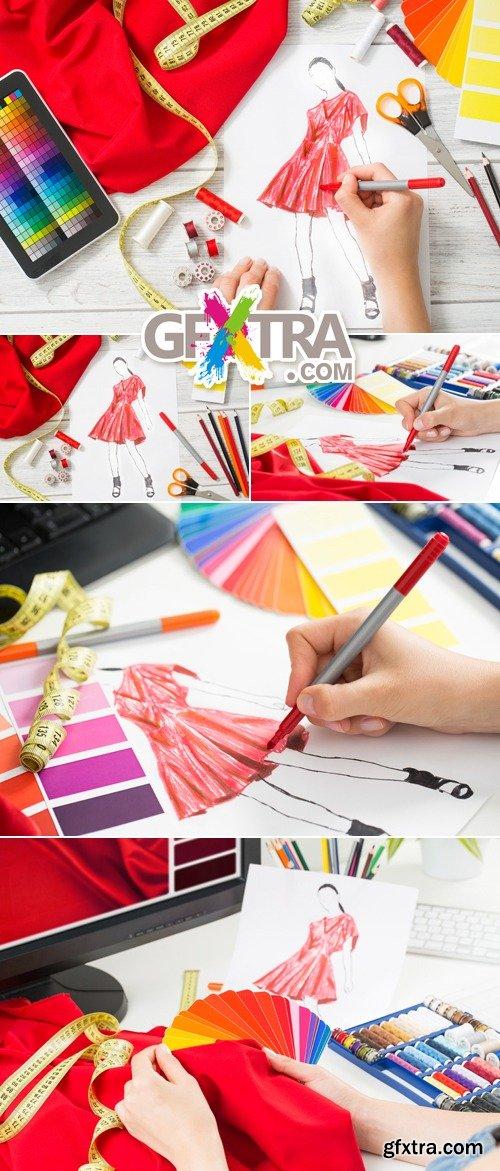 Stock Photo - Fashion Design