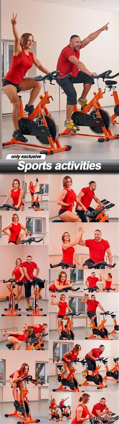 Sports activities - 14 UHQ JPEG