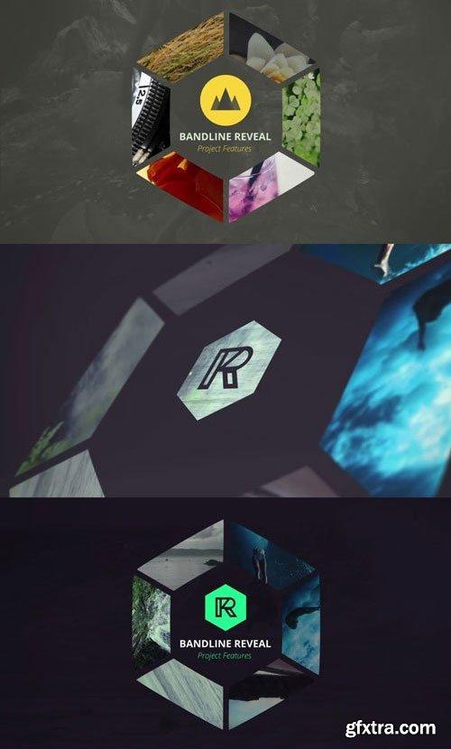 RocketStock - Bandline Minimal Logo Reveal