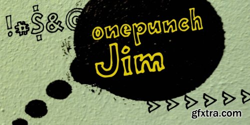 OnepunchJim Font