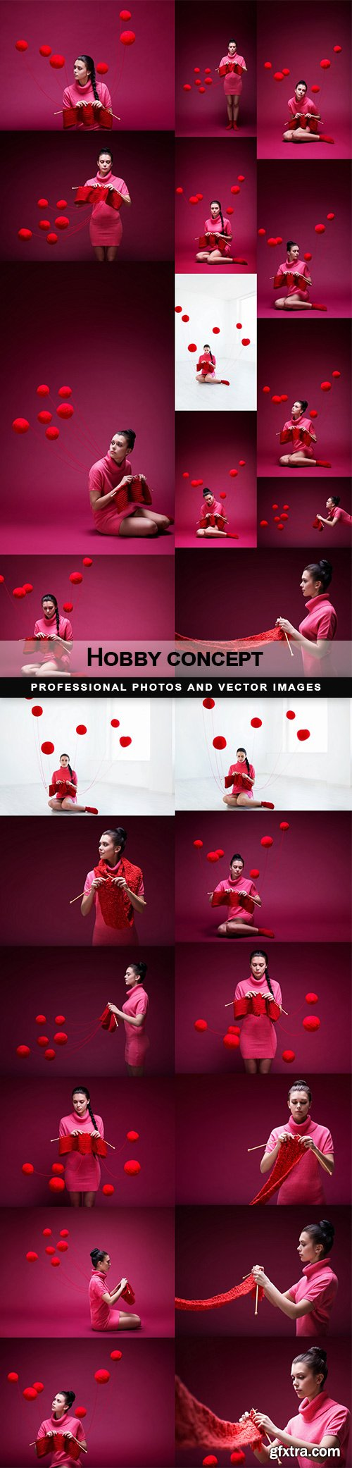 Hobby concept