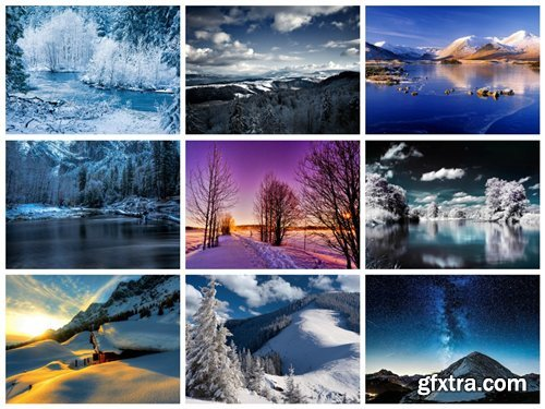 75 Winter Landscapes HD Wallpapers 7