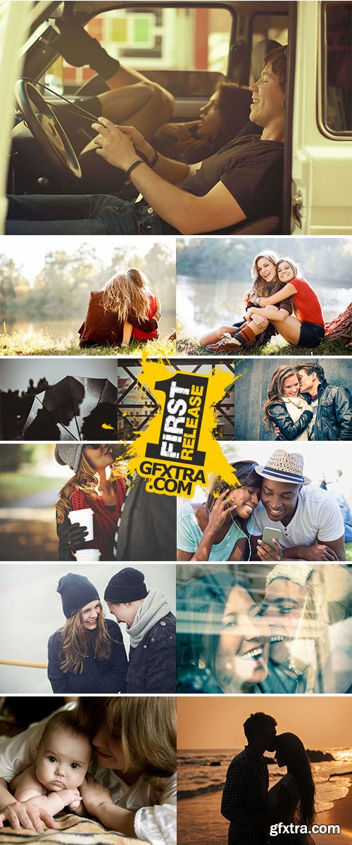 Stock Image Love Story Collection