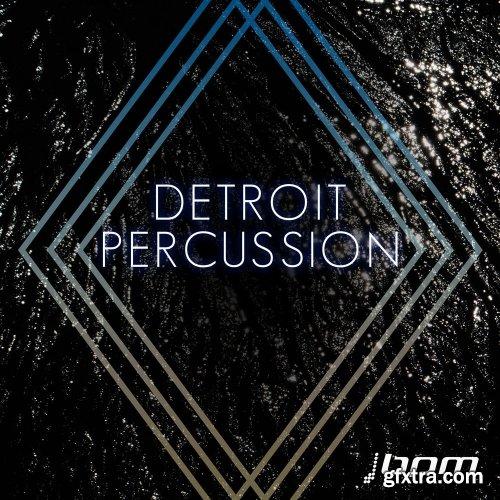 BPM Recordings Detroit Percussion WAV-FANTASTiC