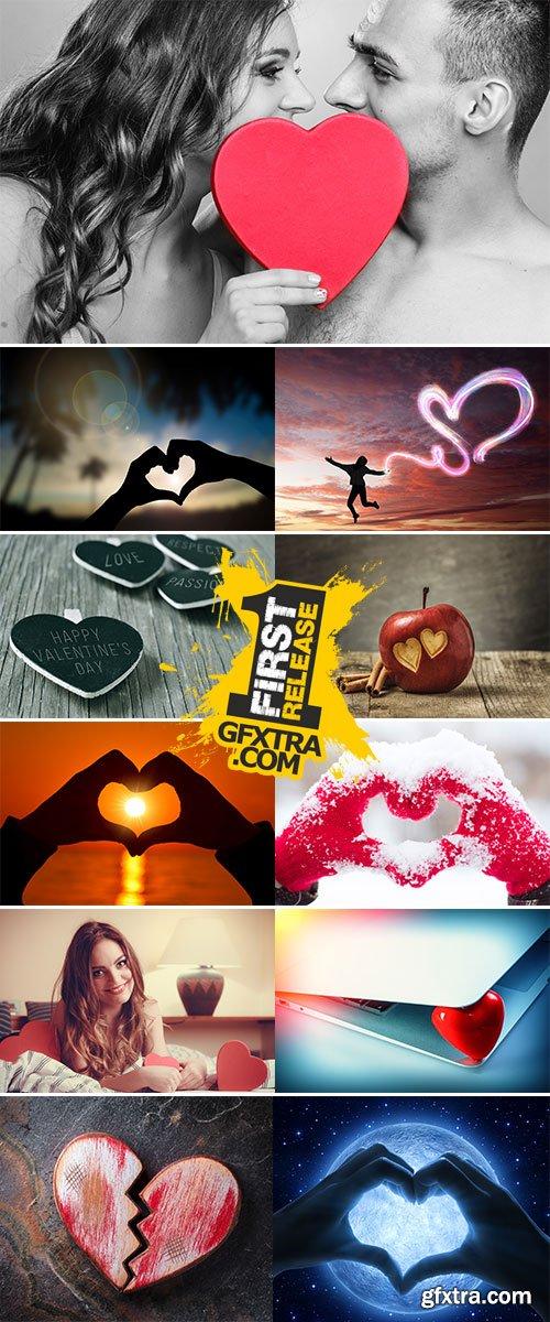 Stock Image Valentine heart