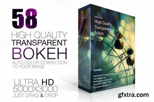 CM - Bokeh High Quality Transparent 127127