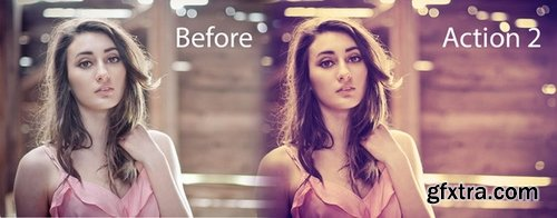 CM - Cinematic Photoshop Actions Pack 139287