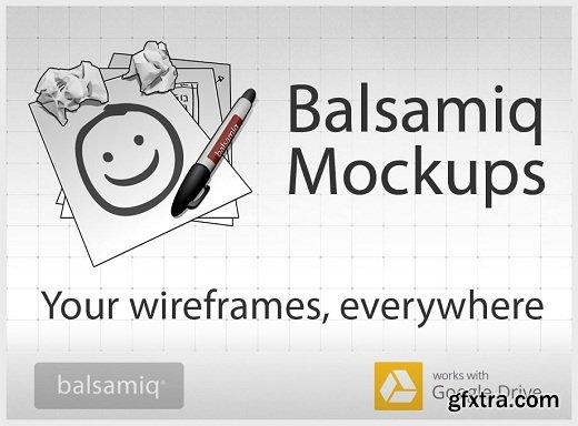 Balsamiq Mockups 3.3.5 (Win/Mac OS X)