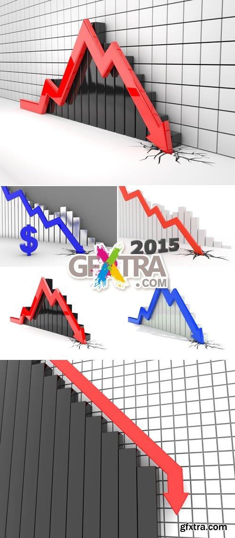 Stock Photo - Crash Reports