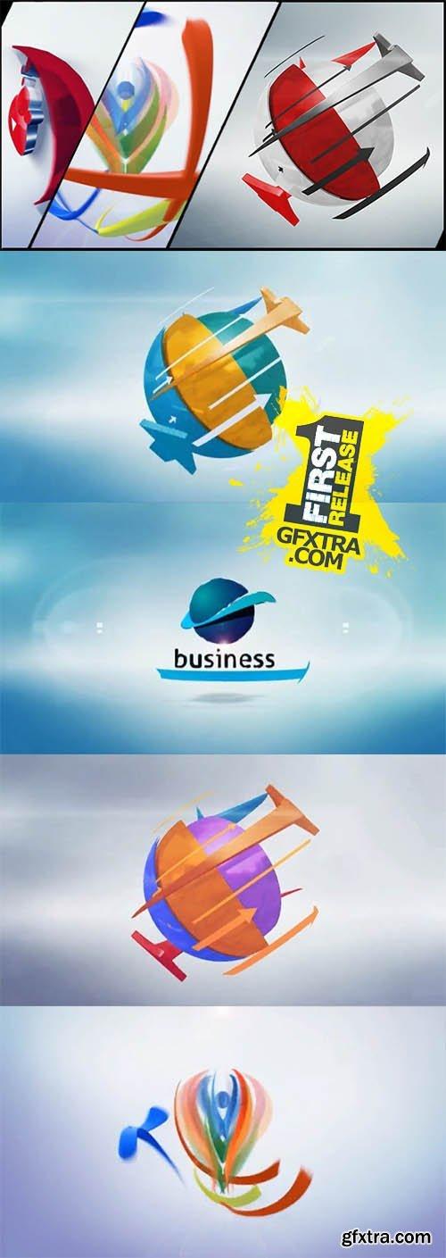 Videohive Corporate Sphere Logo 10325568