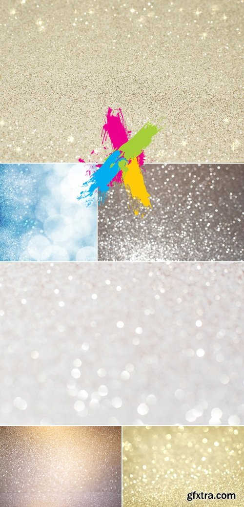 Stock Photo - Pastel Sparkling Backgrounds