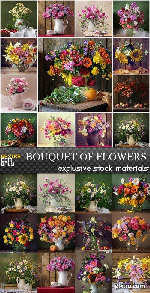 Bouquet of Flowers - 13 UHQ JPEG