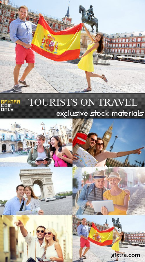 Tourists on Travel - 6 UHQ JPEG
