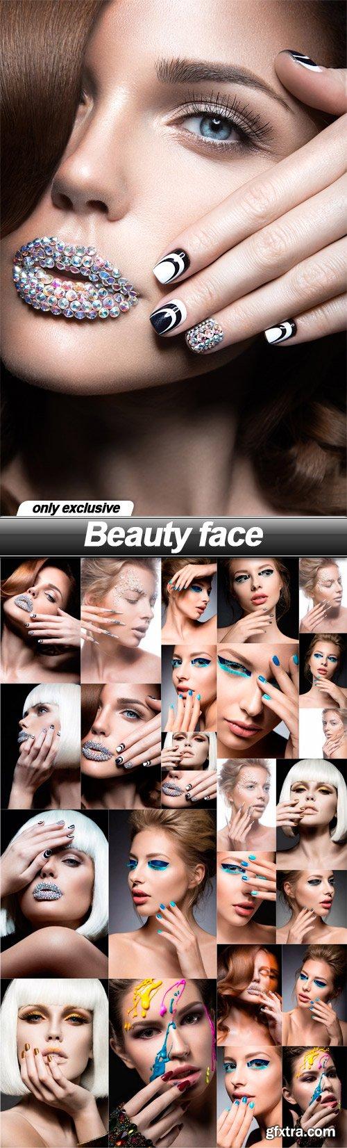 Beauty face - 25 UHQ JPEG