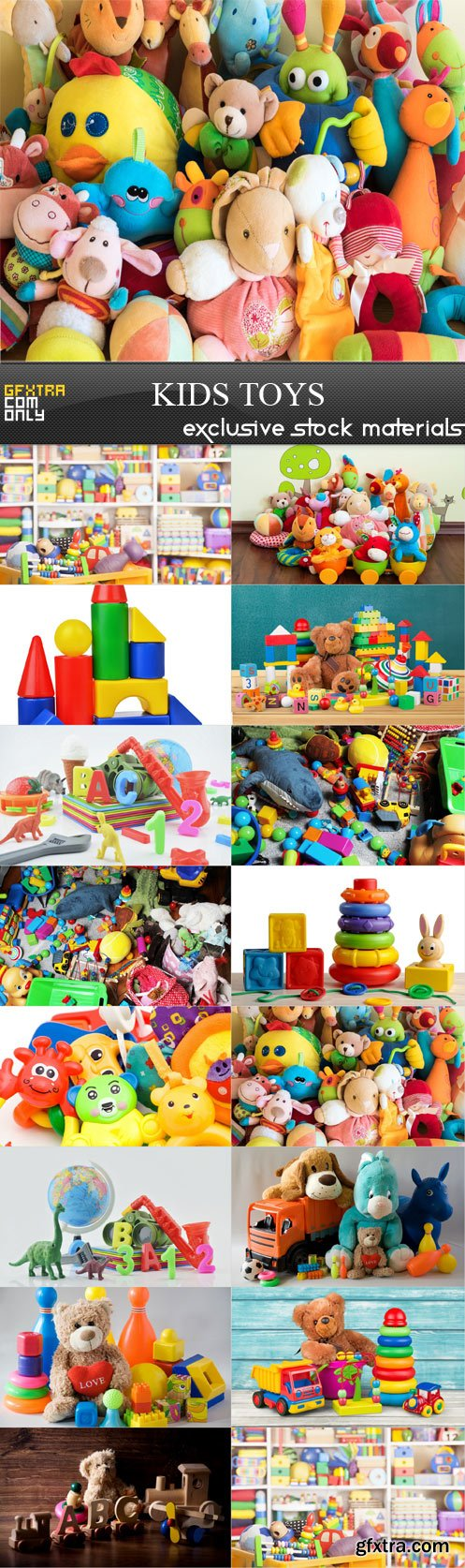 Kids toys - 15 JPEG