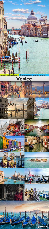 Venice, 15 x UHQ JPEG