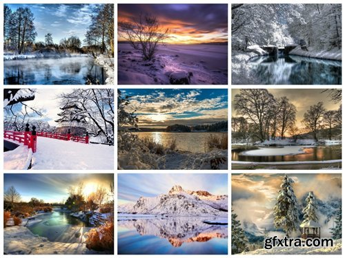 75 Winter Landscapes HD Wallpapers 10