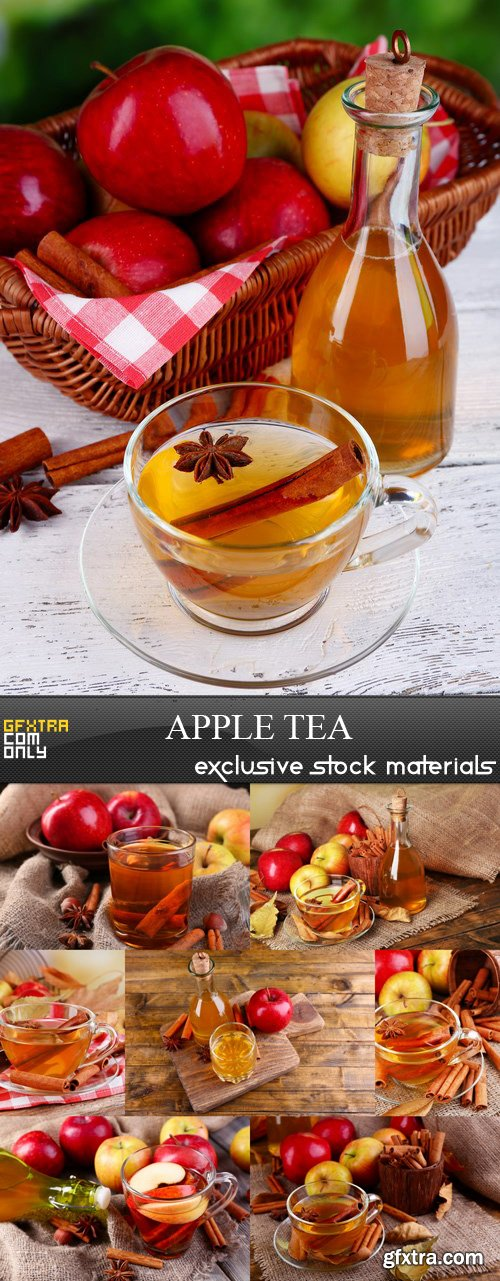 Apple Tea - 8 UHQ JPEG