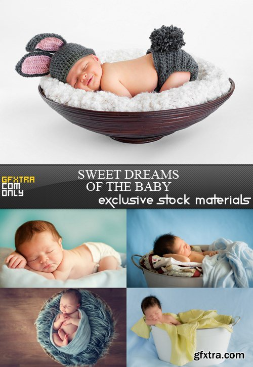 Sweet Dreams of the Baby - 5 UHQ JPEG