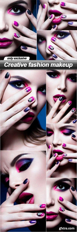 Creative fashion makeup - 6 UHQ JPEG