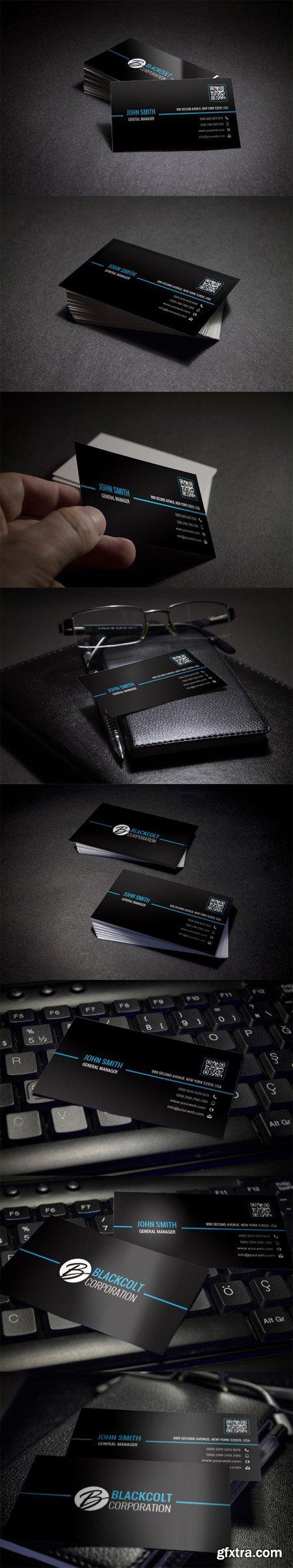 CM - Corporate Business Card 498387