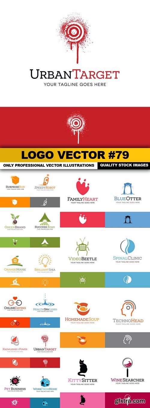 Logo Vector #79 - 20 Vector