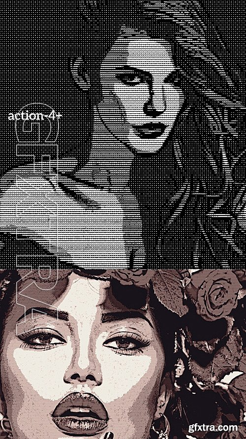 GraphicRiver - T- Shart Photos Action 9299701