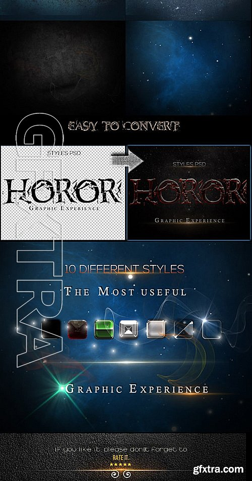 GraphicRiver - Text Styles v56 12108409