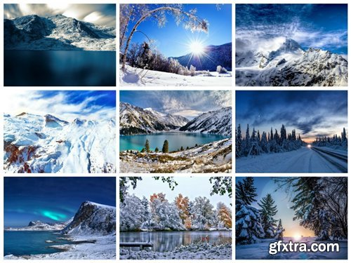 75 Winter Landscapes HD Wallpapers 11