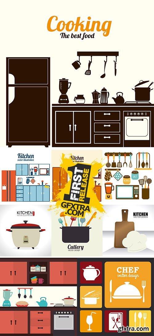 Stock: Kitchen design