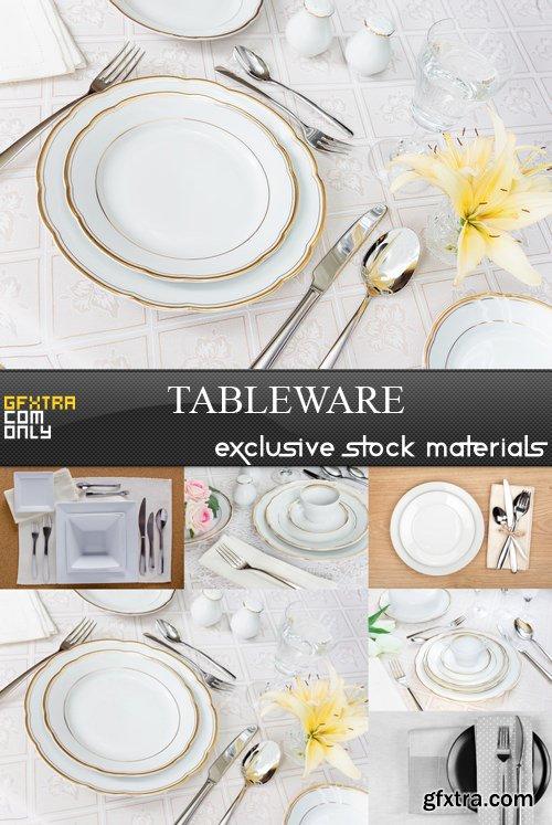 Tableware - 6 UHQ JPEG