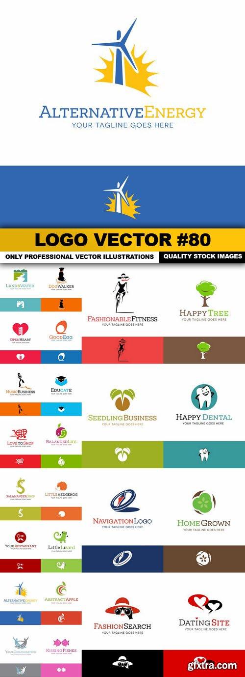 Logo Vector #80 - 24 Vector