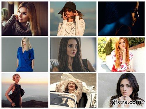 Beautiful Girls Wallpapers Mix 270