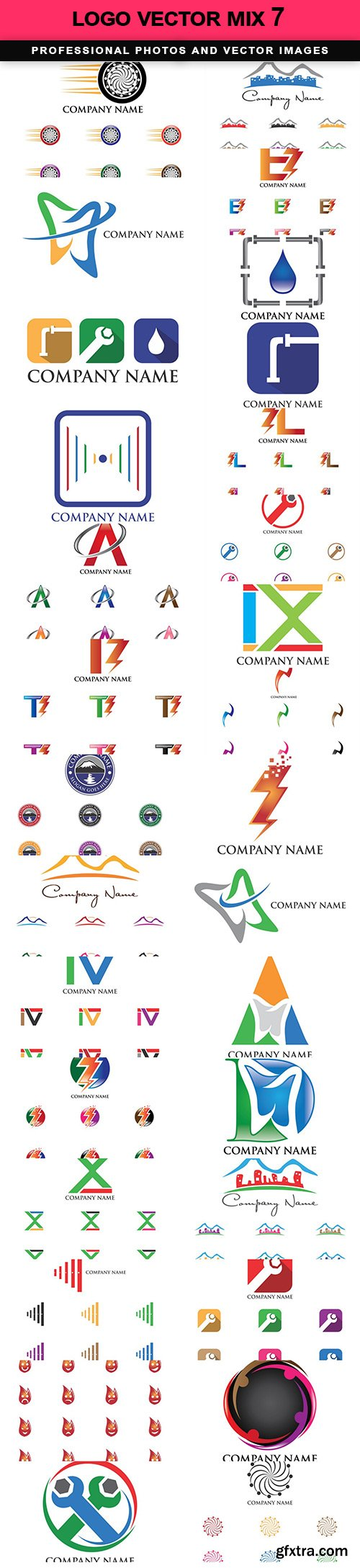 logo vector mix 7