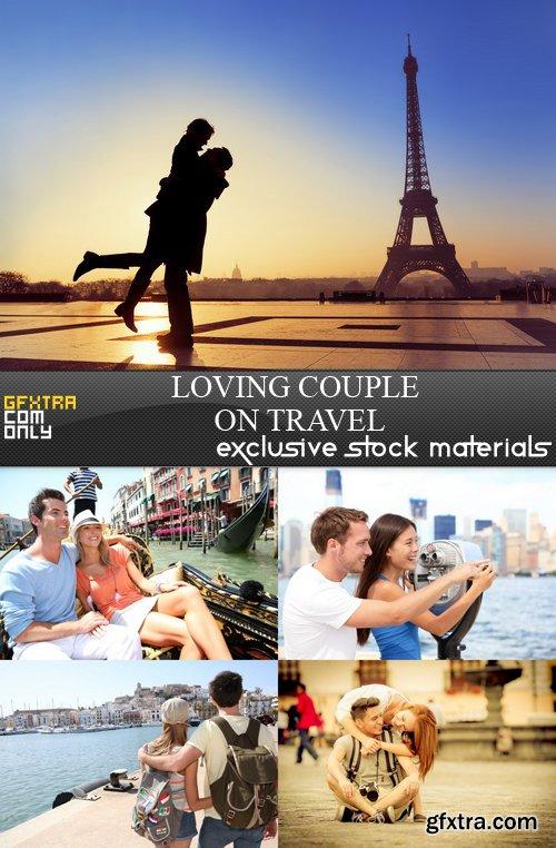 Loving Couple on Travel - 5 UHQ JPEG