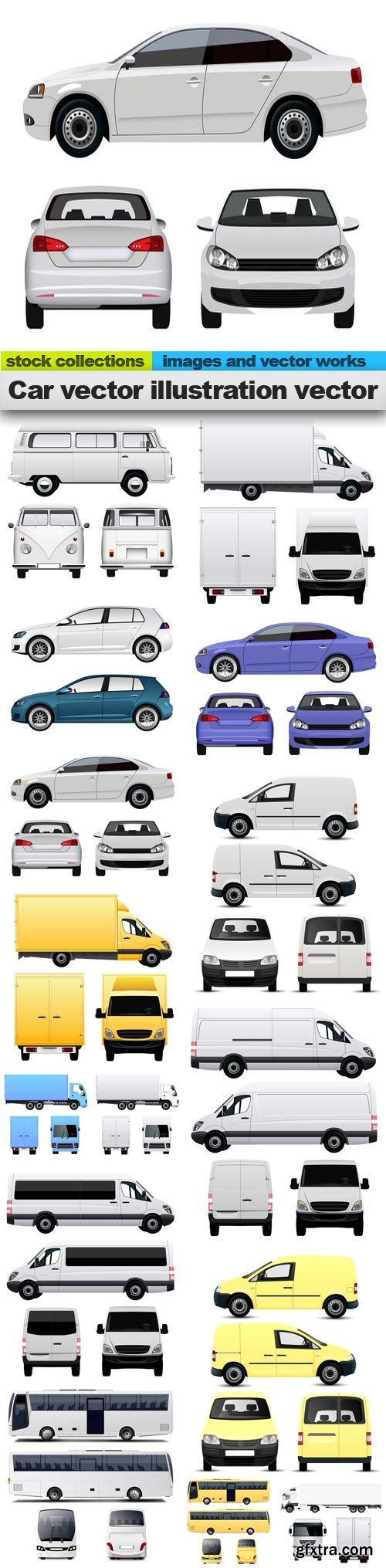 Car vector illustration vector, 15 x EPS