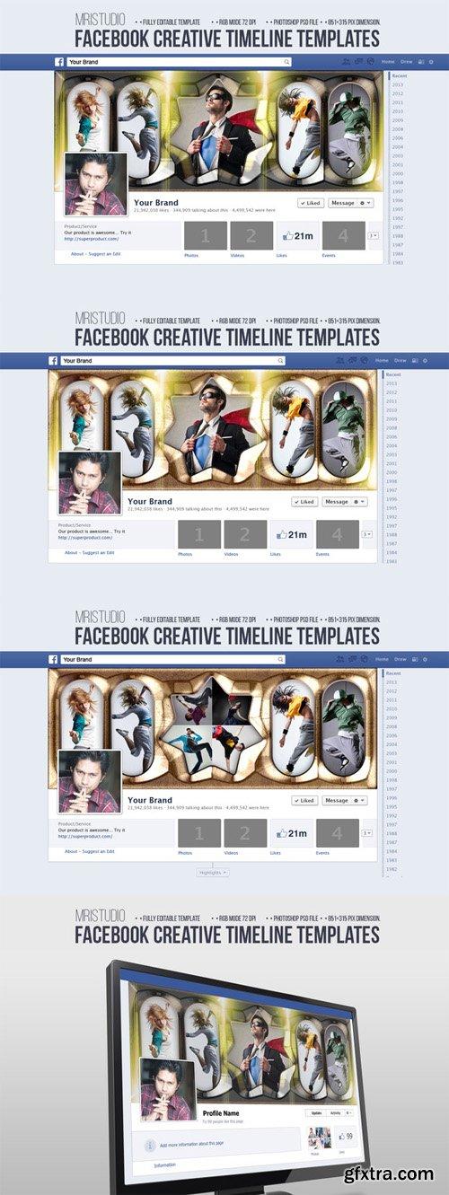 CM - Facebook Timeline Timeline Cover 504033