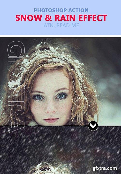 GraphicRiver - Snow And Rain Effect 11533275