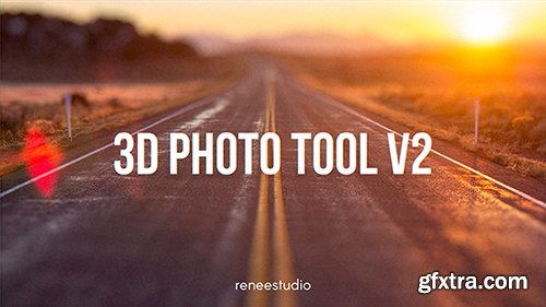 Videohive 3D Photo Tool 13587468