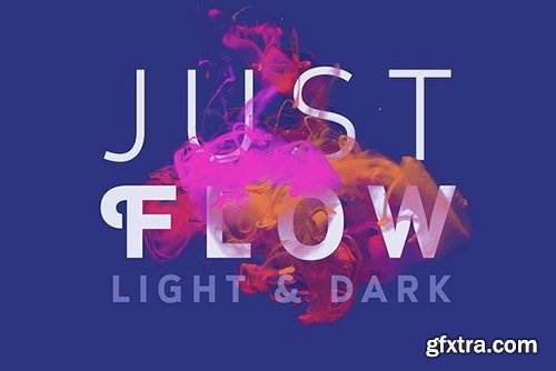 Creativemarket Just Flow Bundle – Light & Dark 506993