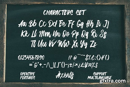 Creativemarket Slow Attack - Double Fonts 504681