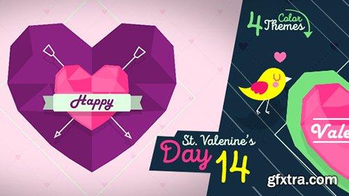 Videohive Valentines Day 14439869