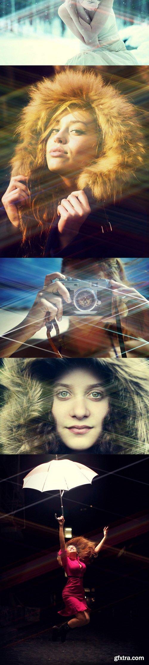 CM - Photoshop Add-Ons Bundle 502575