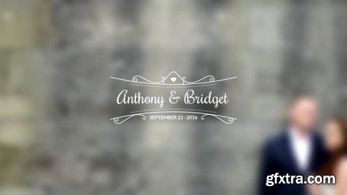 Motion Array - Wedding Titles Vol 4 After Effects Template